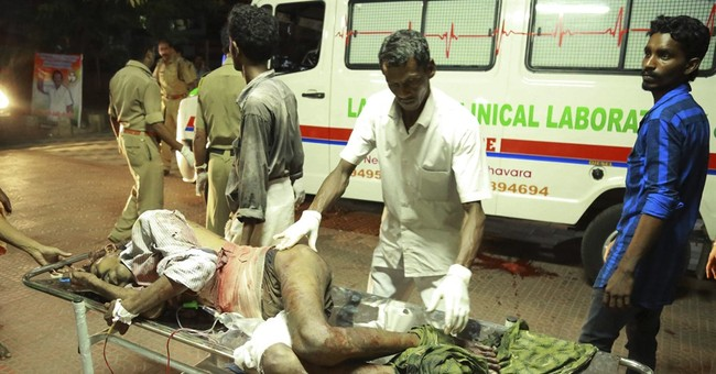 Death toll rises to 110 from fireworks blast at India temple