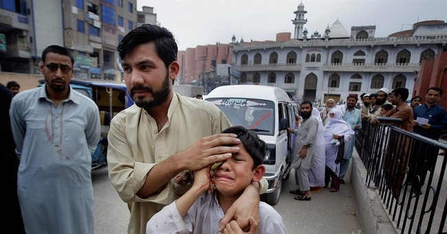 Pakistani authorities raise death toll from earthquake to 5