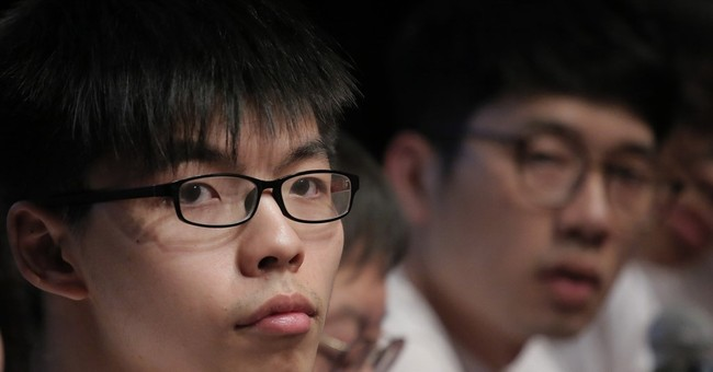 Hong Kong teen democracy activist forms new political party