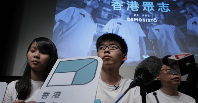 Hong Kong teen democracy activist forms new political party