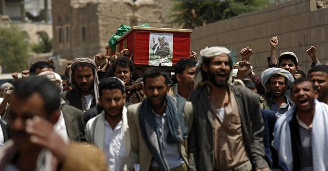Sporadic fighting mars first day of cease-fire in Yemen