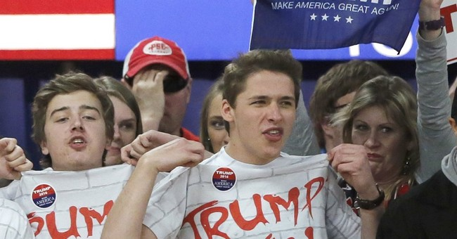 Voters stand by Trump as champion of political incorrectness