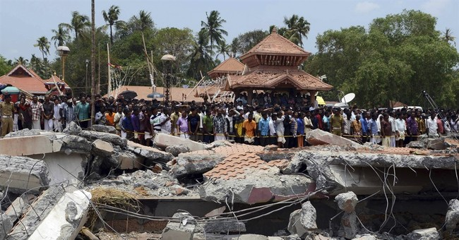 Prince William expresses grief over temple fire in India