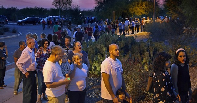 Phoenix voters reflect on botched presidential primary