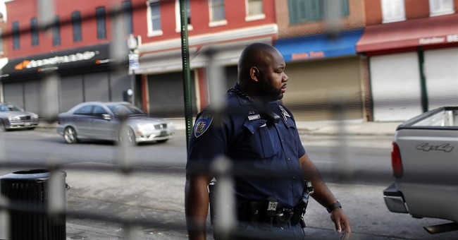 1 year after Freddie Gray, police work to heal city's wounds