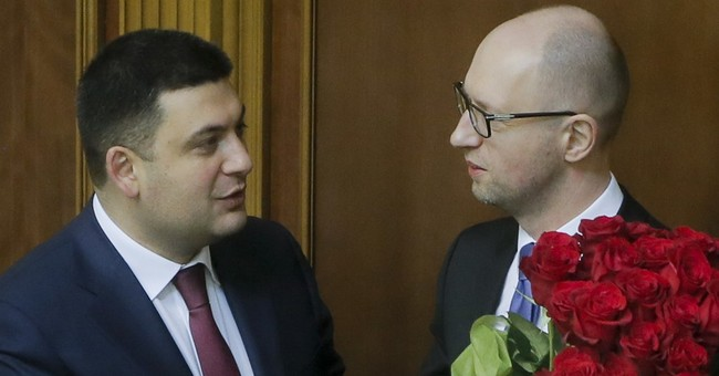 Ukraine awaits new government to fulfill promises of Maidan