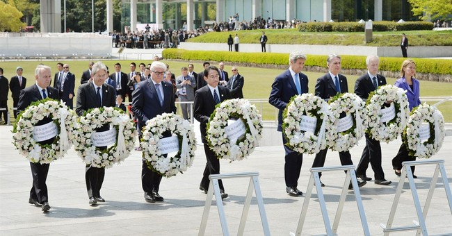 G-7 foreign ministers push nuclear disarmament in Hiroshima