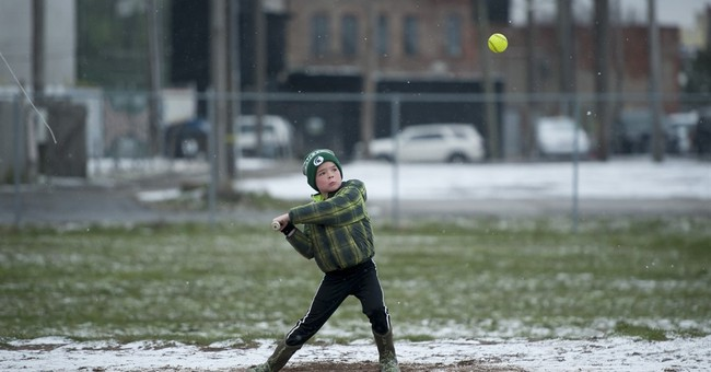 Games offer farewell to field at site of old Tiger Stadium