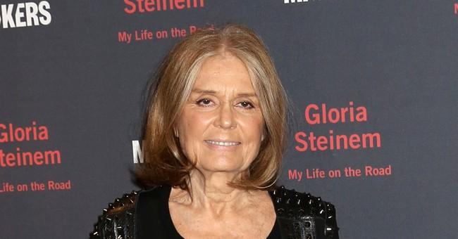 Gloria Steinem to produce, host TV series