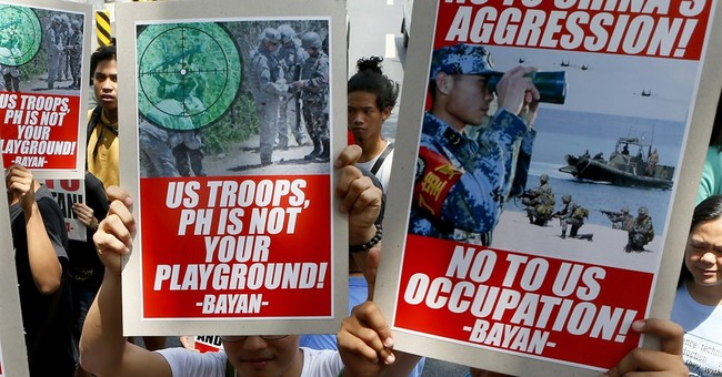 SOUTH CHINA SEA WATCH: China alarms 2 other Asian nations
