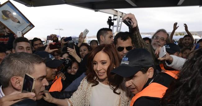 Corruption probes close in on Argentina's Fernandez