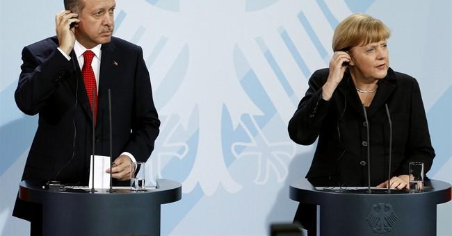 Germany mulling Turkish demand to prosecute comic