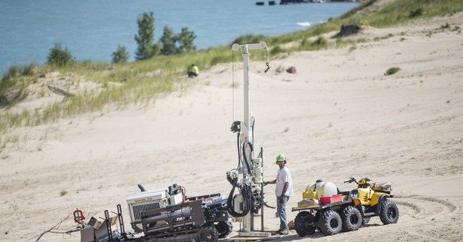 Indiana dune that swallowed boy to remain closed this summer