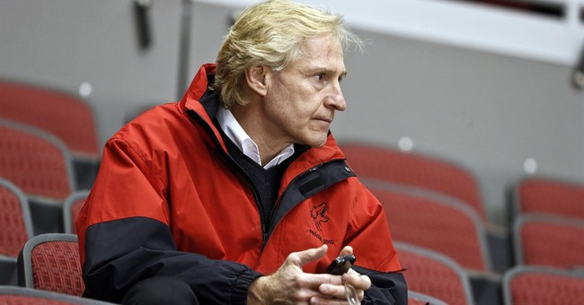 Arizona Coyotes fire GM Don Maloney
