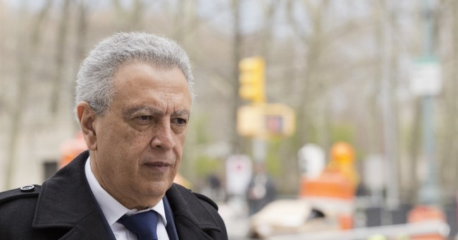 Former FIFA soccer official pleads guilty in bribery scandal
