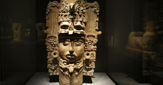 The body, animals and deities: Mayan art on show in Berlin