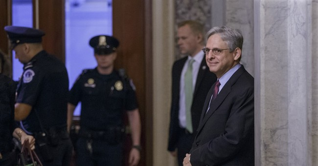 Senate Judiciary chair Grassley has breakfast with Garland