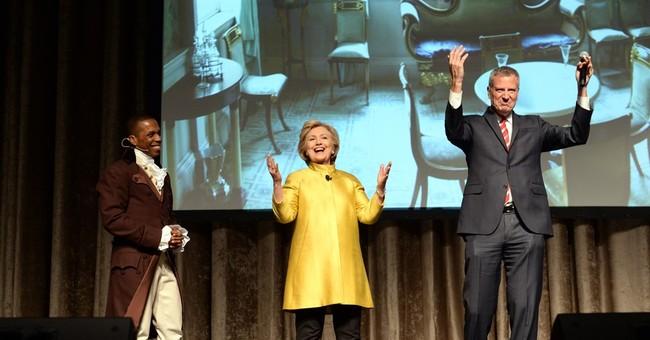 Hillary Clinton, mayor take heat over racially charged joke