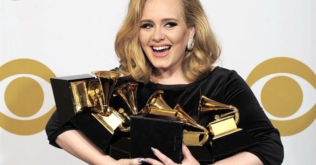 Adele has best-selling album as global music revenue rises