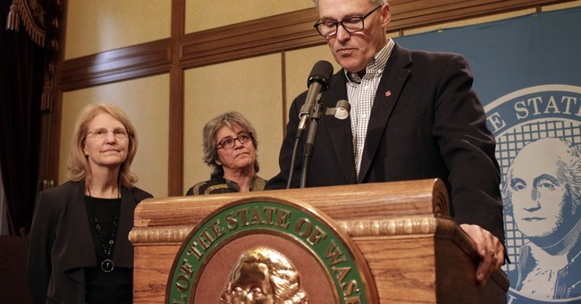 Washington governor fires hospital chief following escape