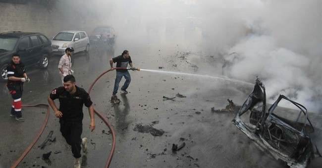 Blast in southern Lebanon kills local Palestinian official