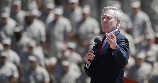 Navy secretary to Marines: Women in combat is irreversible