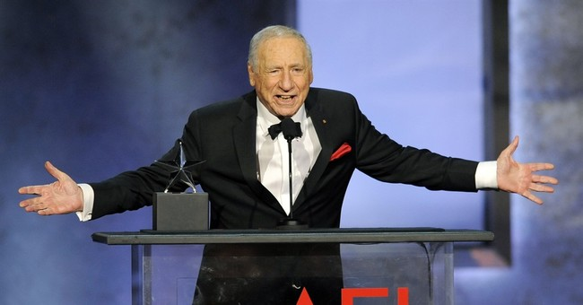 Mel Brooks records telephone endorsement in NY Senate race