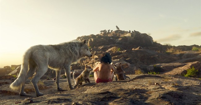 Review: 'The Jungle Book' is a dazzling visual experience