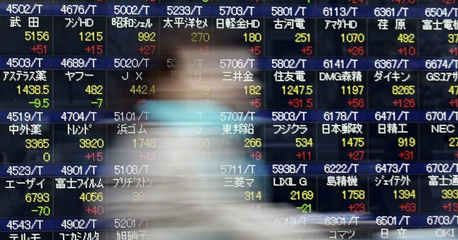 Stocks eke out modest gains as focus turns to US earnings
