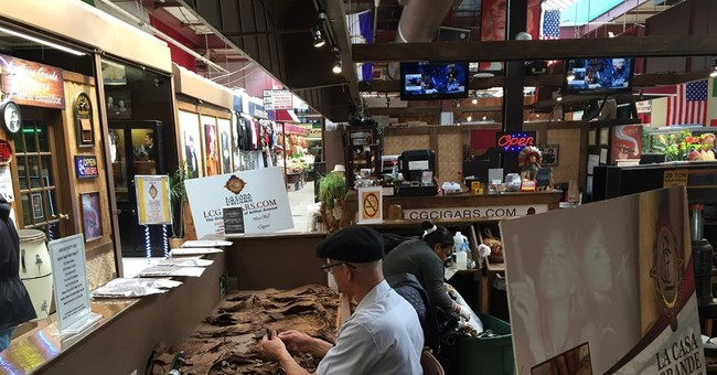 Visiting Arthur Avenue in the Bronx means Italian food