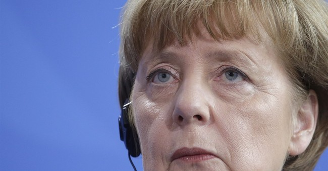 Germany's Merkel: Freedoms not curbed by migrant politics