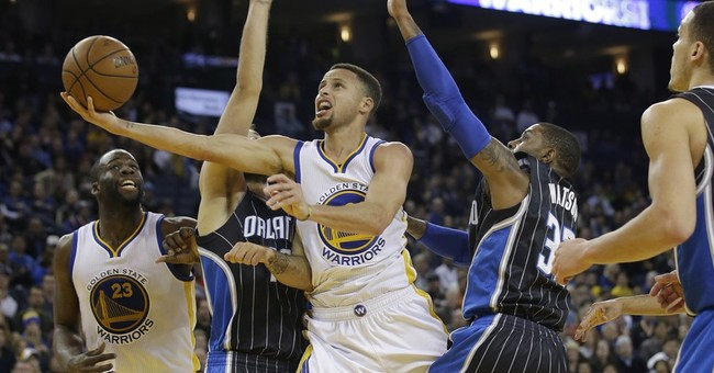 Column: Vintage MJ-led Bulls would top Curry's Warriors