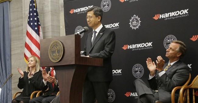 Hankook Tire moving North American Headquarters to Nashville