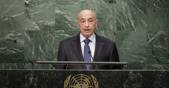 Speaker of Libya's eastern parliament lashes out at UN envoy