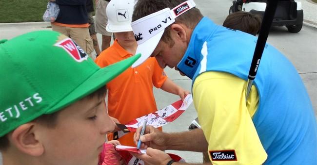 Bohn's Back: PGA golfer returns to game after heart attack