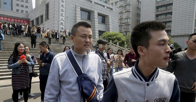 Despite court ruling, China gay rights movement makes gains