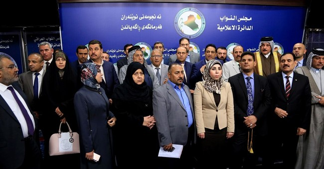 Iraqi lawmakers attempt to oust Parliament speaker