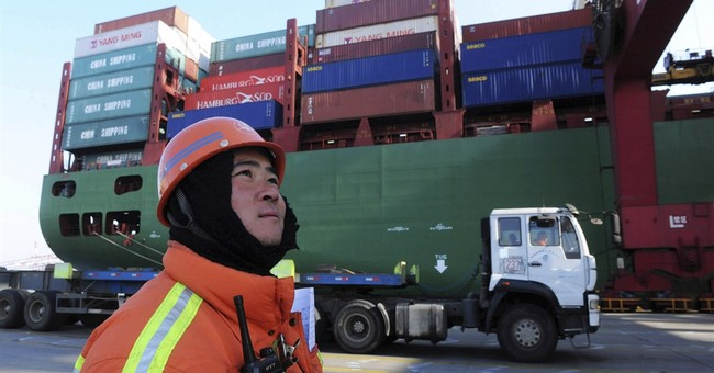 China exports up 11.5 percent in March, 1st gain in 9 months