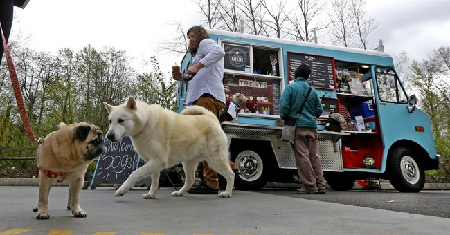 Food truck for Fido: New Seattle business caters to canines