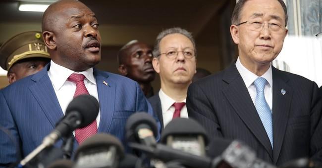 Burundi group blames police for rising disappearances