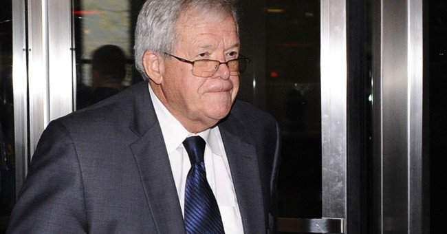 Judge suggests he'll factor in Hastert lies for sentencing