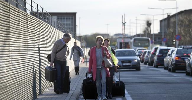EU approves anti-terror plan to collect air passenger info