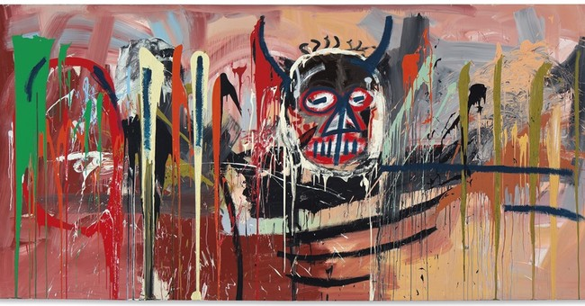 Monumental Basquiat could fetch $40M at May auction