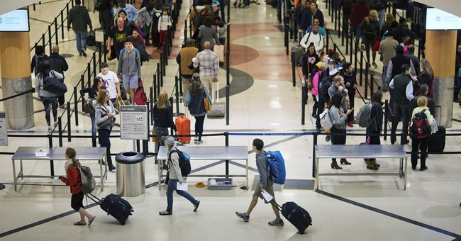 GOP befriends airline passengers _ up to a point