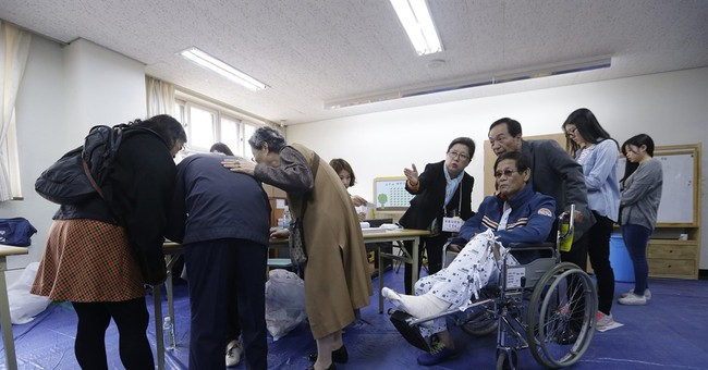South Korean president's party suffers election setback