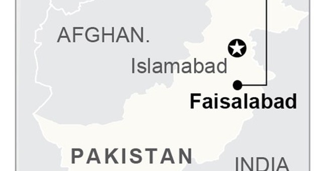 Official says 19 passengers killed in Pakistan bus accident