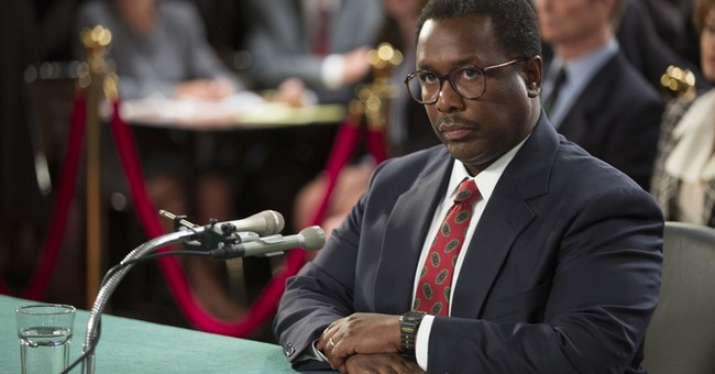 Clarence Thomas summons empathy from Pierce in new HBO drama