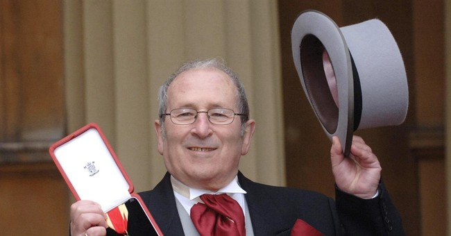 Prolific British playwright Arnold Wesker dies at age 83