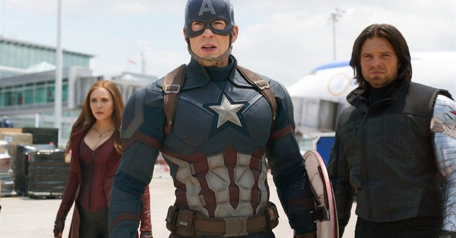 First Look: 'Captain America: Civil War' debuts at CinemaCon