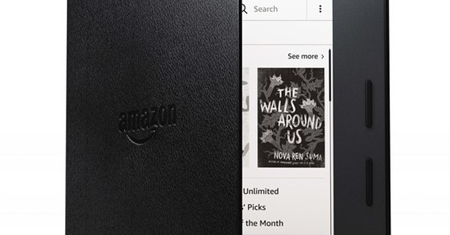 Amazon's latest Kindle mostly wants to disappear